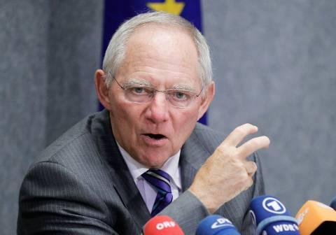 Σόιμπλε: Στην ατζέντα του επόμενου Eurogroup η Ελλάδα