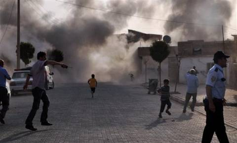 Παραβίαση της εκεχειρίας στη Συρία
