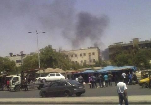 Δεκάδες νεκροί από έκρηξη σε παιδική χαρά στη Δαμασκό