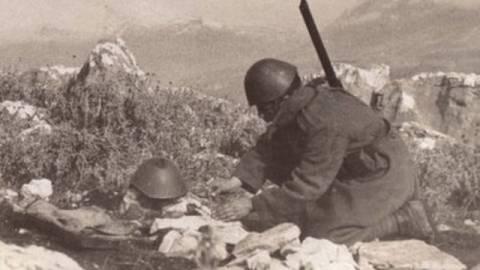 Ο Ελληνας ήρωας στρατιώτης του 1940....