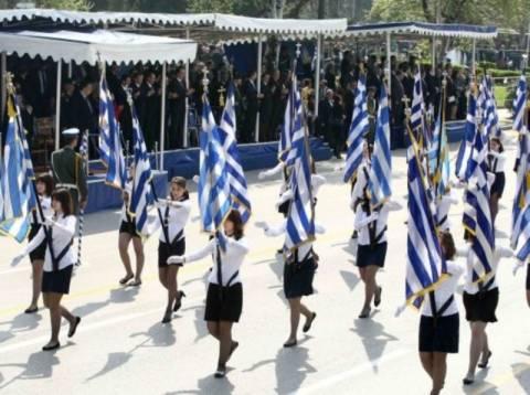 Κυκλοφοριακές ρυθμίσεις σε Αθήνα - Πειραιά λόγω των παρελάσεων