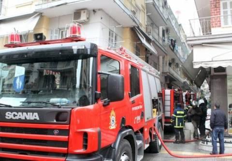 Φωτιά σε πιτσαρία στην Αργυρούπολη
