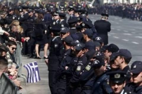 «Φρούριο» Θεσσαλονίκη και Αθήνα για τις παρελάσεις
