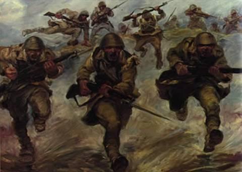 Θαύμα του Αγ. Γεωργίου στον πόλεμο του 1940