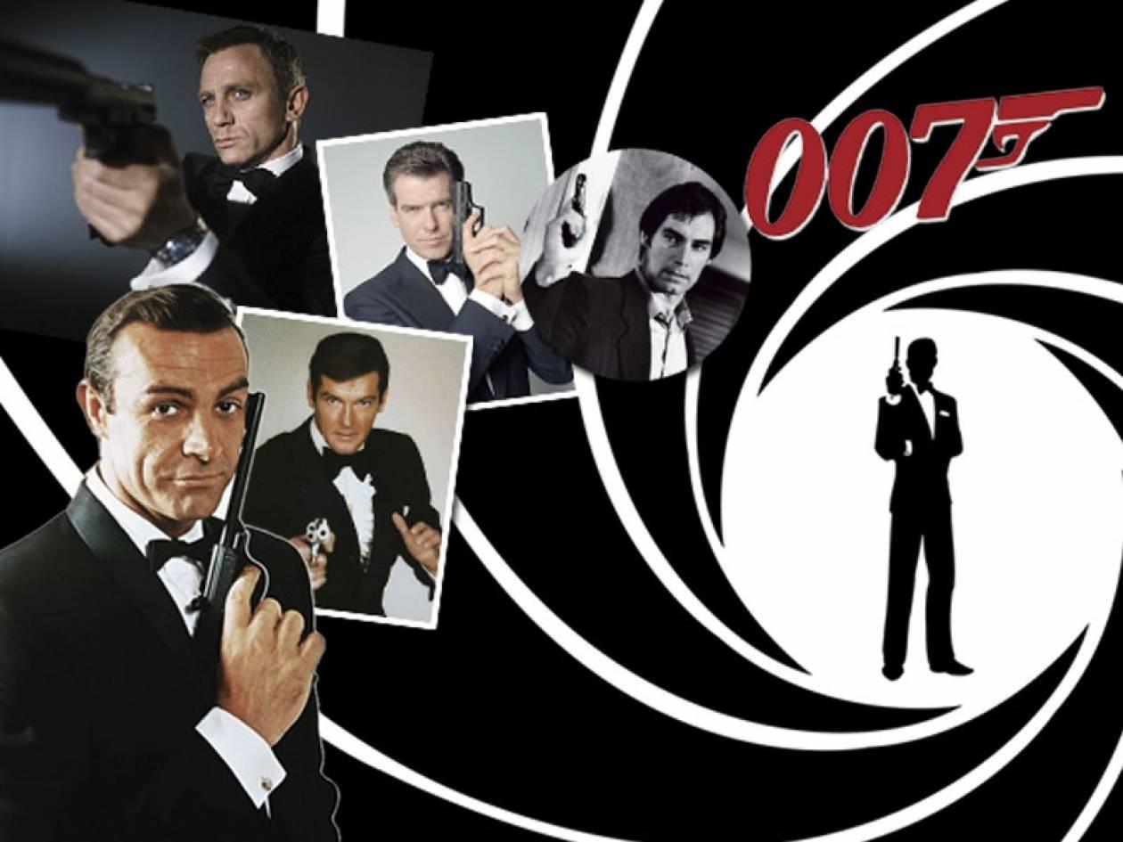 23 πράγματα που δεν ξέρετε για τον James Bond