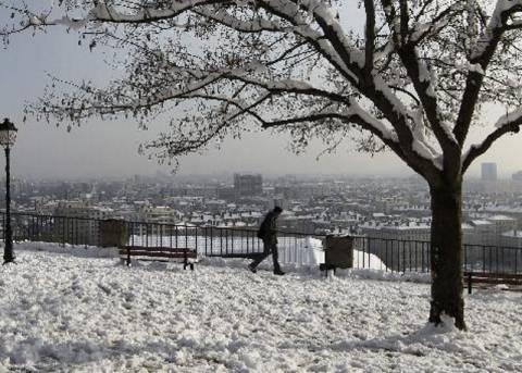 Tρεις άνθρωποι πέθαναν από το κρύο στην Πολωνία