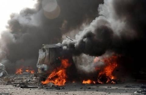 Αεροπορική επιδρομή με 16 νεκρούς στη Συρία