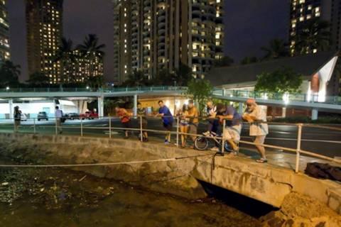Έληξε ο συναγερμός για τσουνάμι στη Χαβάη