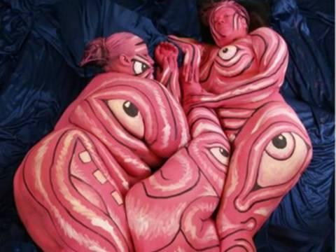 Τα πιο εντυπωσιακά body painting! (pics)