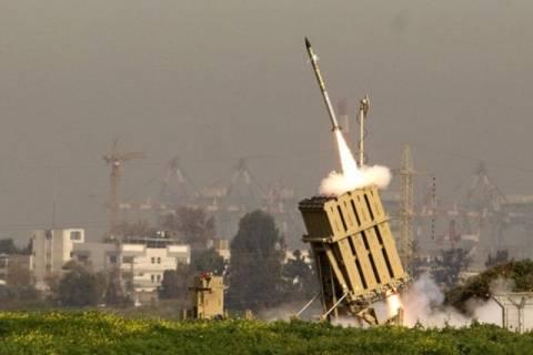 Ρουκέτες εκτοξεύθηκαν από τη Λωρίδα της Γάζας