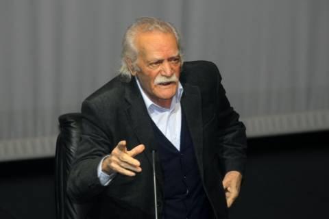 Γλέζος: «Η Χρυσή Αυγή δολοφονεί τις ελληνίδες ιδέες»