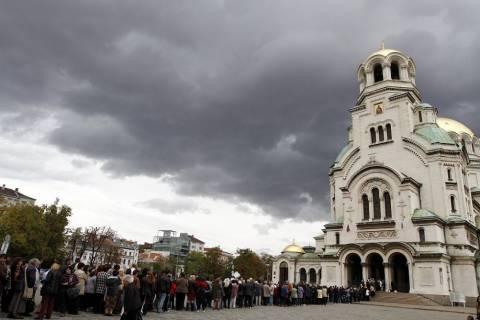 Στη Βουλγαρία αντίγραφο της εικόνας «Άξιον Εστί» από το ΄Αγιο Όρος