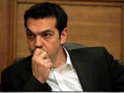 Α. Τσίπρας: Το πολιτικό σύστημα καταρρέει