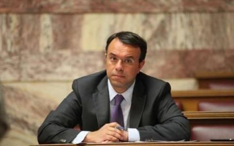 Χρ.Σταϊκούρας: Στόχος η άυξηση του εθνικού προϊόντος