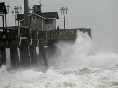 Τυφώνας Σάντι: Σώοι οι έξι Γάλλοι που θεωρούνταν αγνοούμενοι