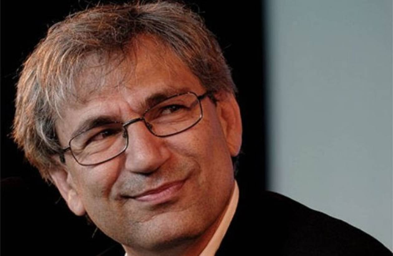 Η Γαλλία τίμησε τον Τούρκο Νομπελίστα Ορχάν Παμούκ