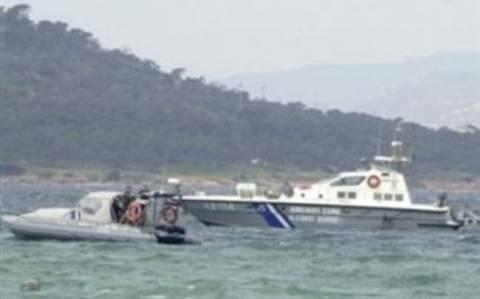 Προσάραξη ιστιοφόρου σκάφους σε αβαθή στο Βόλο
