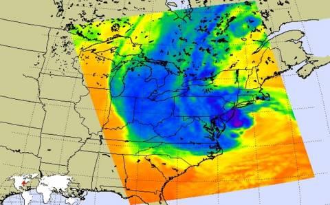ΗΠΑ: Με μειωμένη ταχύτητα χτύπησε τις ανατολικές ακτές ο τυφώνας Σάντι