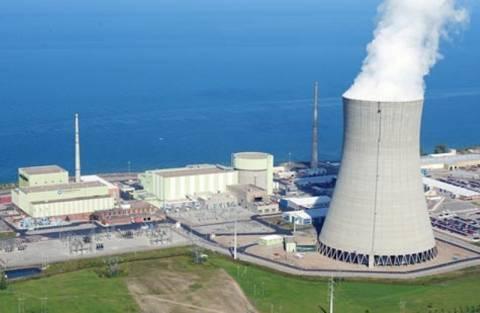 Συναγερμός σε πυρηνικό σταθμό λόγω του τυφώνα Σάντι