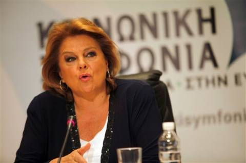 Πάει ΣΥΡΙΖΑ η Λ. Κατσέλη