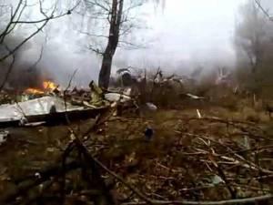 «Ίχνη εκρηκτικών» στο αεροσκάφος του προέδρου Κατσίνσκι