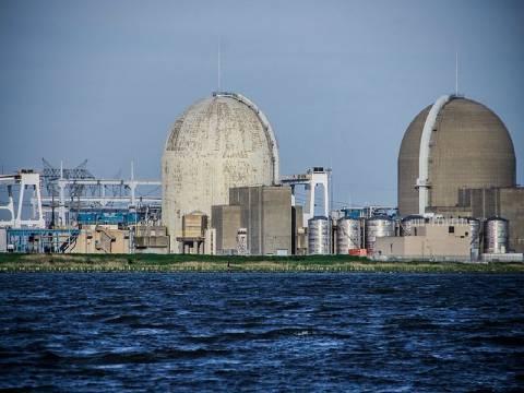 Τυφώνας Σάντι: 2 πυρηνικοί αντιδραστήρες εκτός λειτουργίας