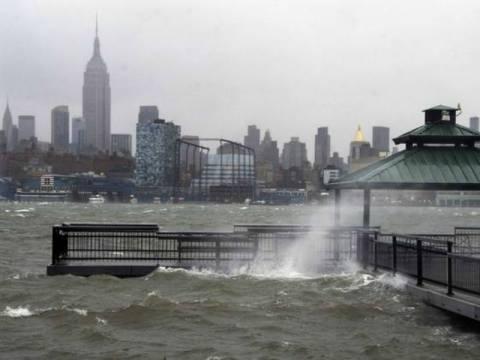 Τυφώνας Σάντι: Οι δηλώσεις του δημάρχου της Νέας Υόρκης