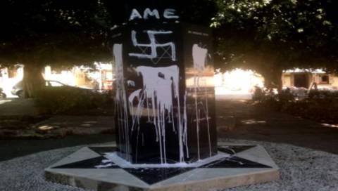 Καταδίκασε ο Κεδίκογλου την βεβήλωση του μνημείου του ολοκαυτώματος