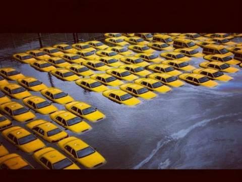 Τυφώνας Σάντι: Οι φωτογραφίες των χρηστών στα social media