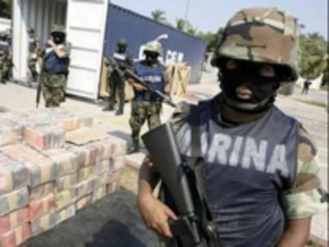 Μεξικό: Πεζοναύτες εισέβαλαν σε μοτέλ και απελευθέρωσαν όμηρο