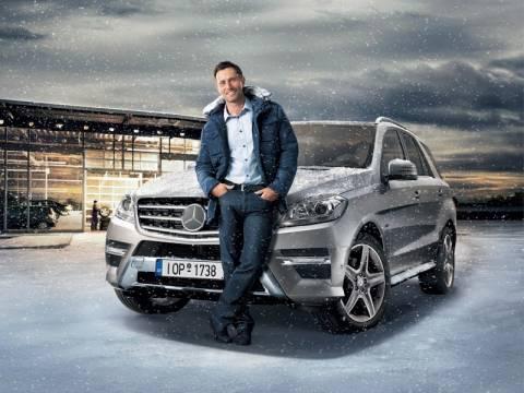 Δωρεάν χειμερινός έλεγχος από το Δίκτυο Mercedes-Benz & smart