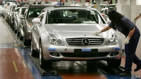 Κρίση στην αυτοκινητοβιομηχανία