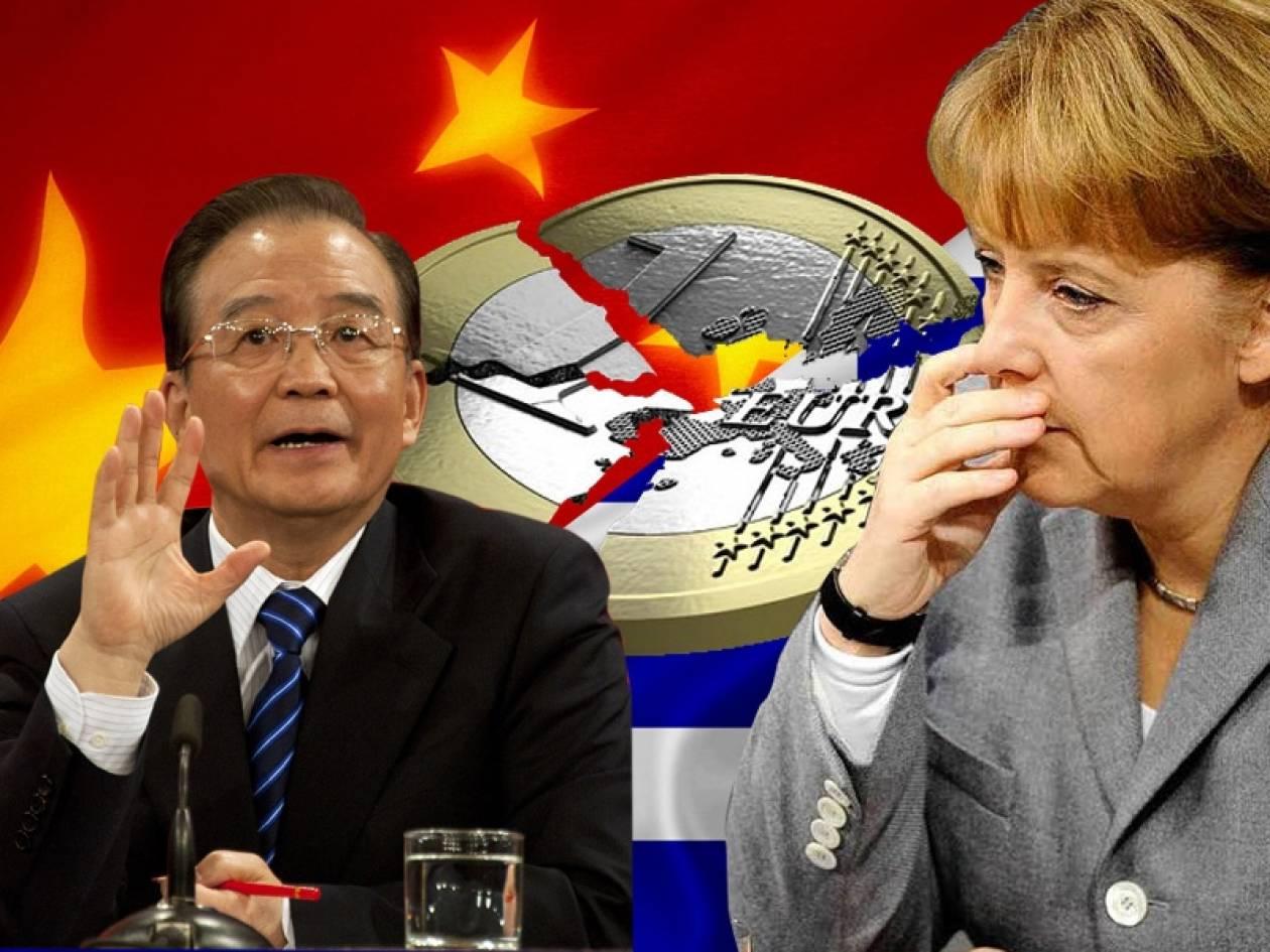 Stern: Η Κίνα προστατεύει την Ελλάδα και απειλεί τη Μέρκελ