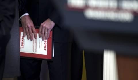 Για πρώτη φορά οι ΗΠΑ θα κάνουν οικονομία στην κατασκοπεία τους