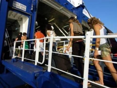 ΕΛΣΤΑΤ: Mείωση στη διακίνηση επιβατών στους ελληνικούς λιμένες