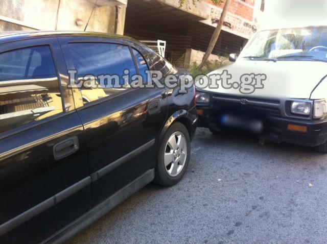 Λαμία: Τραυματίστηκε ηλικιωμένη από καραμπόλα αυτοκινήτων!