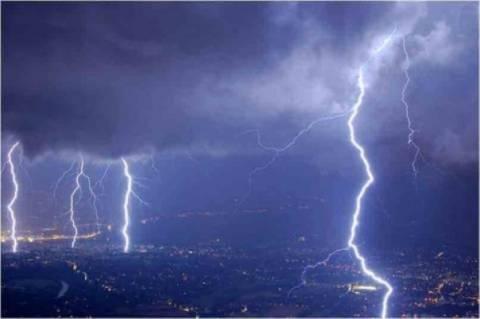 Έκτακτο δελτίο για επικίνδυνα καιρικά φαινόμενα από το βράδυ