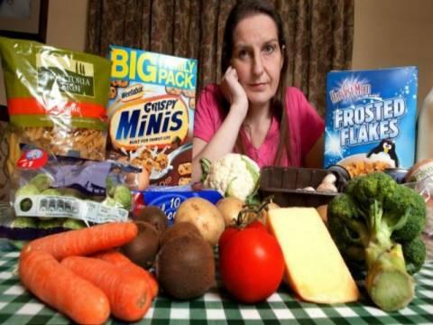 Απίστευτο: Ζει με μόλις δύο είδη τροφίμων