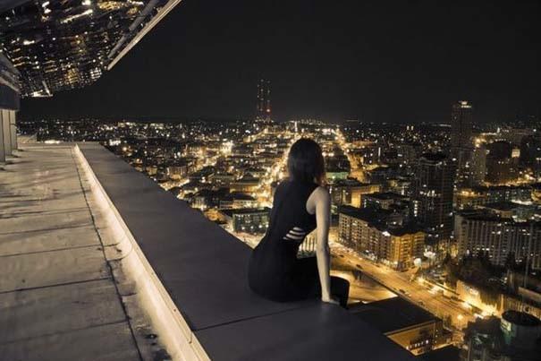 Φωτογραφίες σε απίστευτα ύψη που κόβουν την ανάσα! (pics)