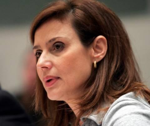 Θέμα ηγεσίας στο ΠΑΣΟΚ θέτει η Κ. Μπατζελή