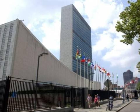Ούτε ο ΟΗΕ δεν γλίτωσε από τη «Σάντυ»