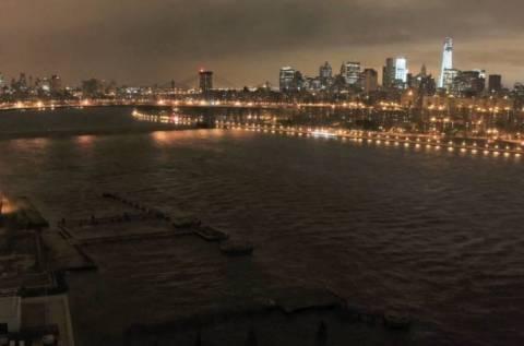 Βίντεο time-lapse δείχνουν το πέρασμα της «Σάντι» στη Νέα Υόρκη