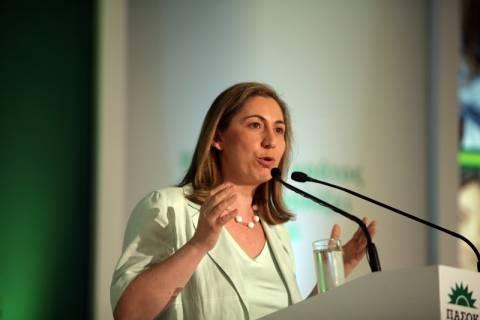 Ξενογιαννακοπούλου: Το ΠΑΣΟΚ έχει γίνει παράρτημα της κεντροδεξιάς