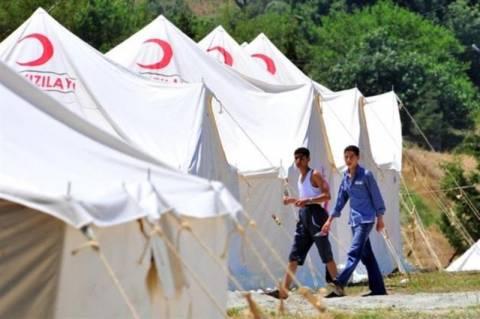 5χρονος Σύρος πρόσφυγας πέθανε στις φλόγες