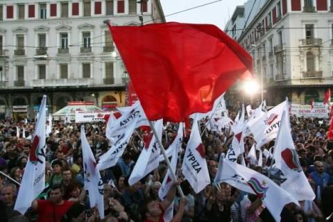 ΣΥΡΙΖΑ: Ούτε ένα ευρώ της επόμενης δόσης δεν θα πάει στην αγορά