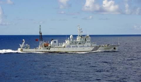 Περιπολικά σκάφη της Κίνας μπήκαν στη ζώνη Ιαπωνικών νησιών