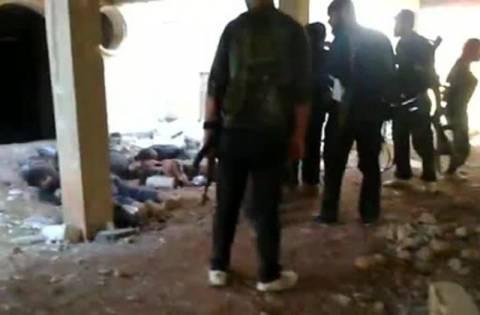 «Έγκλημα πολέμου» οι εκτελέσεις Σύρων στρατιωτών σε βίντεο