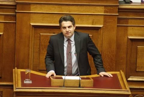 Κωνσταντινόπουλος: Η κρατικοδίαιτη Μαριλίζα περνούσε από θέση σε θέση
