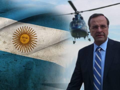 Η τραγωδία της Αργεντινής