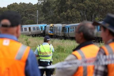 Συγκρούστηκε τραίνο με φορτηγό στη Μελβούρνη – 1 νεκρός 8 τραυματίες
